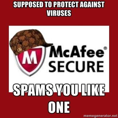 McAfee. . III POINTIEST VIRUSES. True. McAfee III POINTIEST VIRUSES True