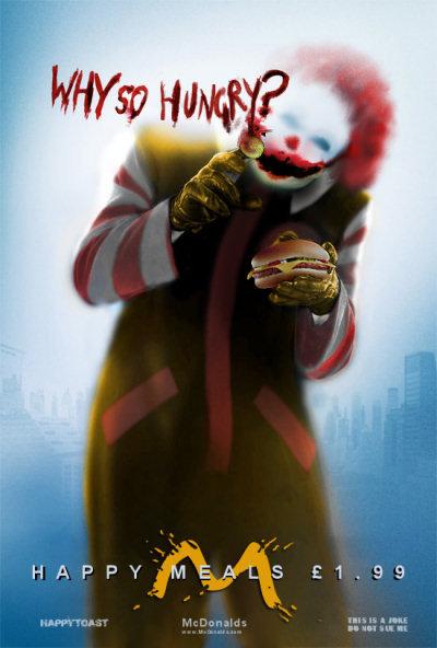 "McDonalds: eat fresh. .. Should be ""eat flesh"" McDonalds: eat fresh Should be ""eat flesh"""