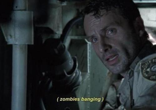 Me Gusta. . zombies banging) Me Gusta zombies banging)
