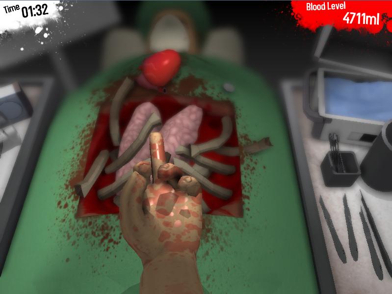 Me when playing Surgeon Simulator. . Bland Level wmm! tait fuck people