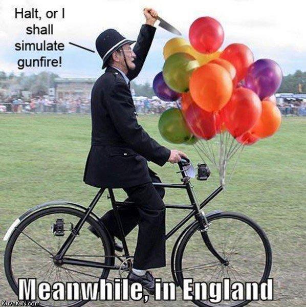 Meanwhile. . meanwhile England