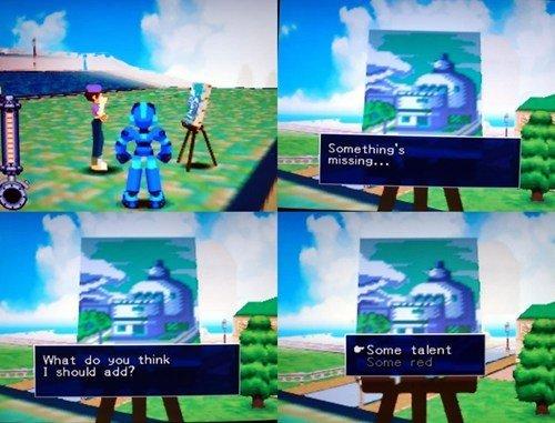 Mega Man Tells it Like it Is. .. Most people didn't like Megamen legend but I found it interested. Mega Man Tells it Like Is Most people didn't like Megamen legend but I found interested