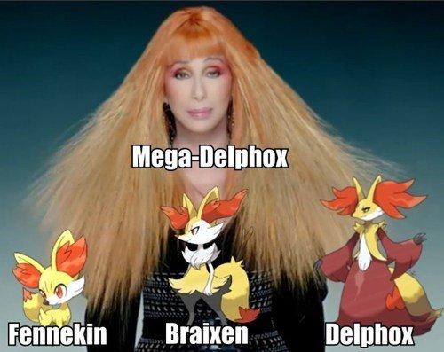 Mega-Delphox Confirmed!. .. Team Fennekin! Mega-Delphox Confirmed! Team Fennekin!