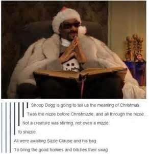 Merry Christ-Mizzle. . trap : PAH?! Mch FIJI'S-. dat pixizzle niggers Christmas dogg