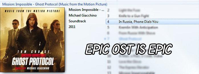MI4 OST. . MI4 OST