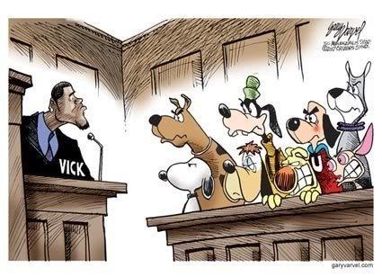 Michael Vick's Jury. Well....your .. Michael Vick is a faggot ass who sucks dicks and got gang raped in prison. Michael Vick's Jury Well your Vick is a faggot ass who sucks dicks and got gang raped in prison