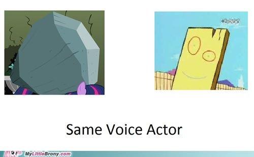 Mind Blown. . Same Voice Actor. Tom is best pony Mind Blown Same Voice Actor Tom is best pony