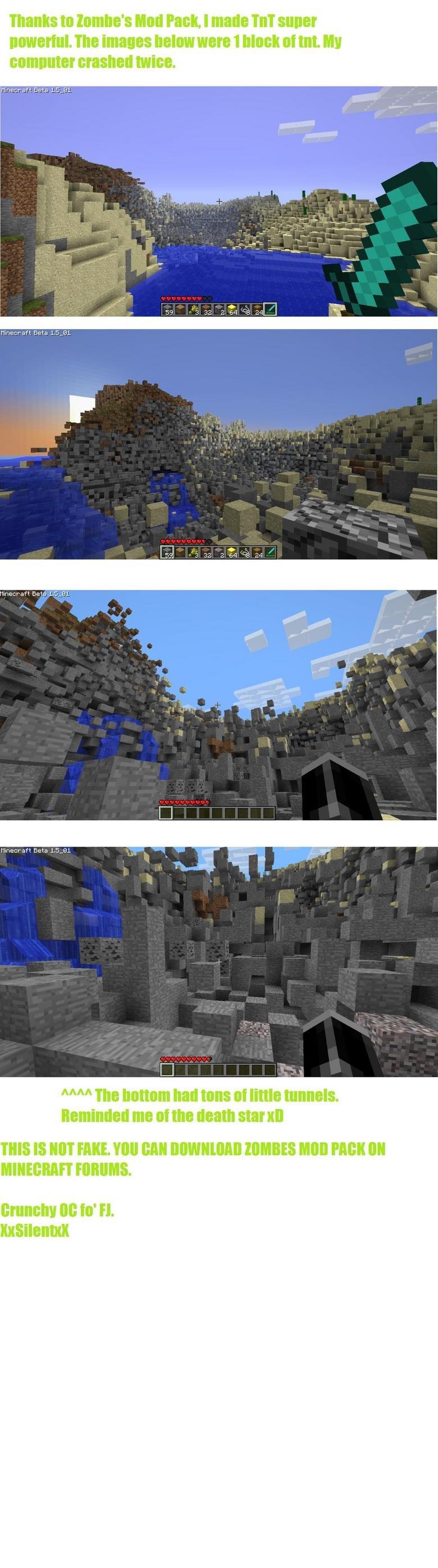 "Minecraft Explosian.. Worth the crash? erm.... mums in Z[ ':' S Mm! Pack"" I mails Mt; gamer t: mai: masaomi MIM, rockit Ema Lam The lemmon had Emu IT, Imus . mm Minecraft"