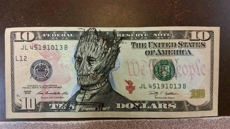 "Money Art. Dem arts. T!"" sifter. In I Lil:. casuals. Money Art bills dollars ye facking Wanker"