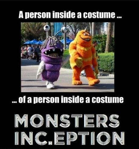 Monster Inc.... . ll in -I tta a a Monster Inc ll in -I tta a