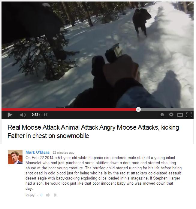 Moose gets Trayvoned. gg no re. Real Meme Attack Animal Attack Angry Meme Attacks, kicking Father in cheetah 'lyrica' ti' i' ' , Iii? Mark ' Mara ' act: Elm Feb moose aint fucking around