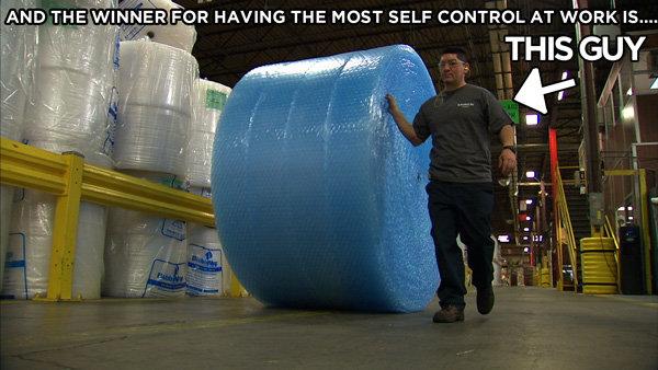Most Self Control at Work. hollywoodleek.com. Most Self Control at Work hollywoodleek com