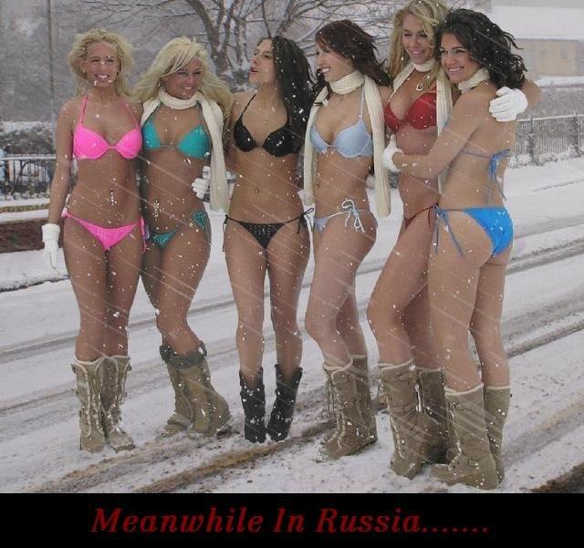 Mother Russia. Road trip?. Mother Russia Road trip?