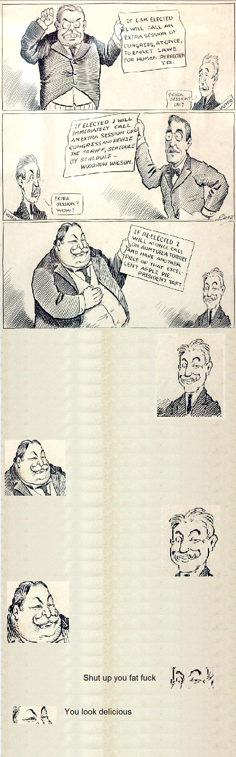 Motherfucking Taft. . Motherfucking Taft