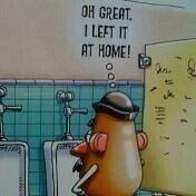 Mr. Potatoe Heads Most Important Part. .. , you spelled potato wrong. Mr Potatoe Heads Most Important Part you spelled potato wrong