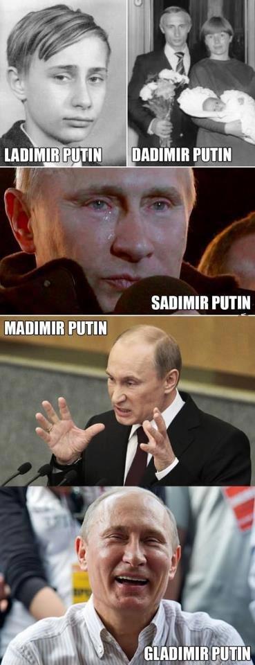 mr putin. .. Radmir Putin mr putin Radmir Putin