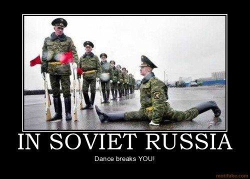 Mudda Rushia!. sup....... Dance b. revie' ts . russia Dancing Break lol