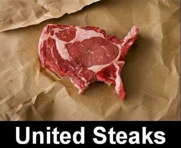 'Murica. . United Steaks. Of ham-erica? 'Murica United Steaks Of ham-erica?