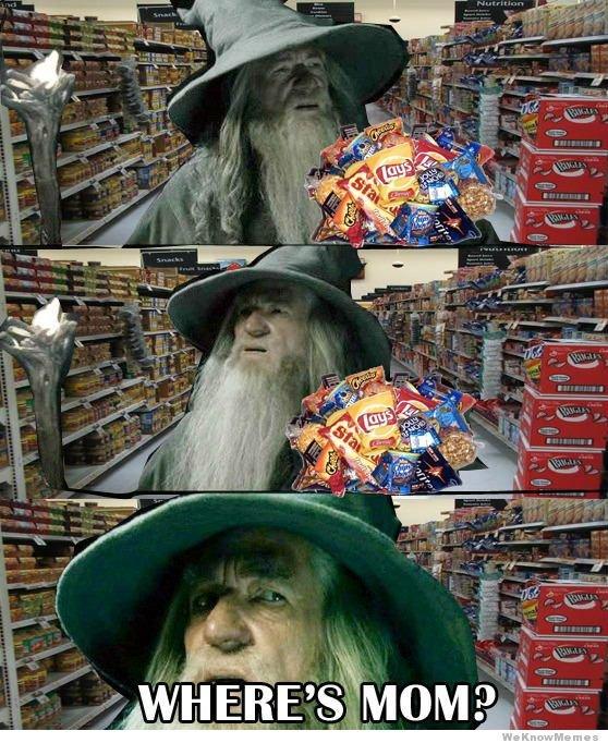My fav Gandalf meme. Thus far.. My fav Gandalf meme Thus far