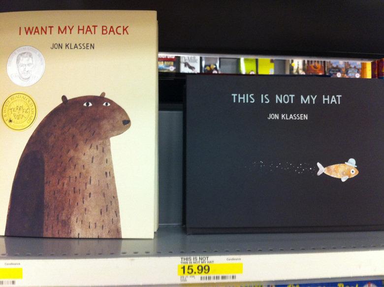MY HAT. . JON KLASSEN THIS IS NOT MY HAT JON KLASSEN. Hat thread go. MY HAT JON KLASSEN THIS IS NOT Hat thread go
