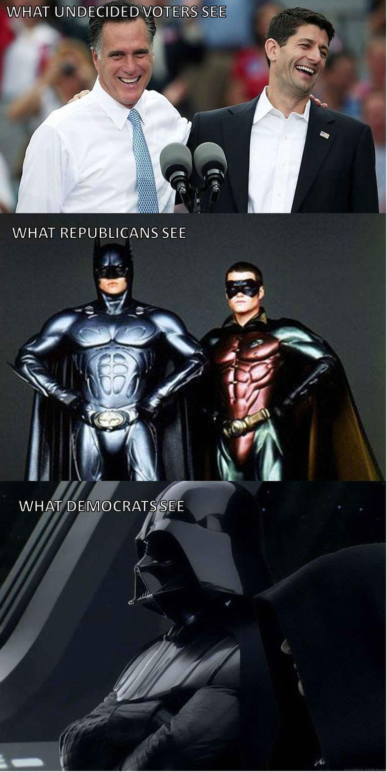 My President's Name Is Mittens. Vote or die, ! VOTE OR DIE!. tattle' HAT Del) vhc) CRAT... romney ryan star wars batman robin politics