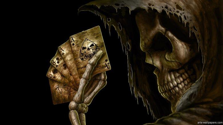 My wallpaper. size : 1920 x 1080. If you like it ----> . com. Dead man's hand, clever :D wallpaper HD wallpaper