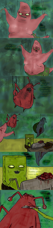 Patrick's Secret Box. .. I need an adult! Patrick's Secret Box I need an adult!