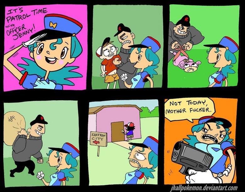 Patrol Time!. by jhallpokemon.. :) Patrol Time! by jhallpokemon :)