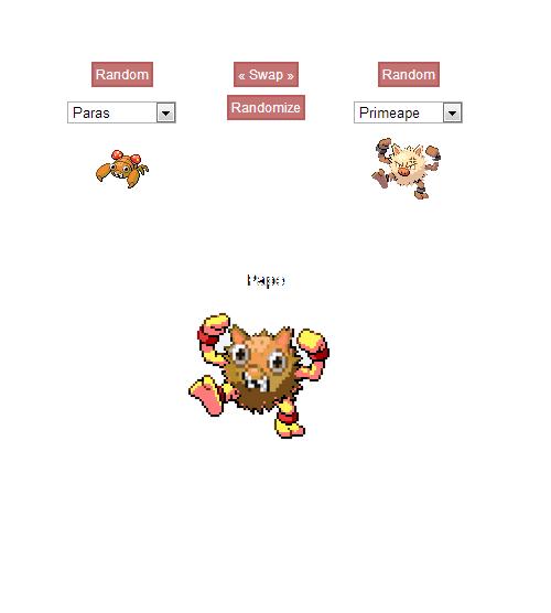 "Pokem- oh jesus. titty sprinkles. Random Random Paras E ""ah"" d"" m' Prime ape H dallor ' Pokemon"