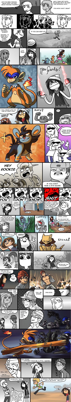 Pokemon Comic Part 3. Part 2 /funny_pictures/1596588/Pokemon+Comic... /> Part 4 /funny_pictures/1598339/Pokemon+Comic.... mom mm you SAID 95 Mage, c. h' lai  Pokemon nuzlocke