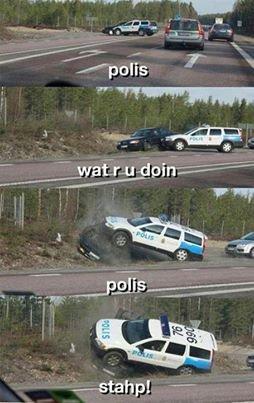 Polis Pls. Not Mine.. iii Polis Pls Not Mine iii