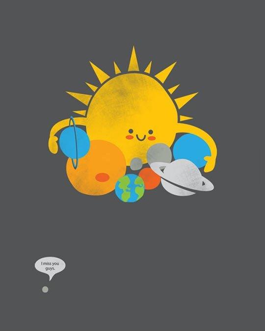 Poor Pluto. . Poor Pluto
