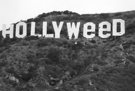 Prank on 'Hollywood' in 1976. .. Hollyweed, USA Prank on 'Hollywood' in 1976 Hollyweed USA