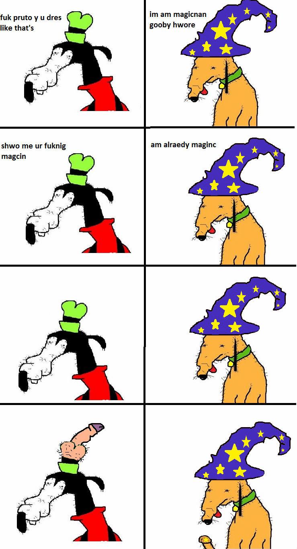 Pruto The Magician. pruto pwns you. fuk pruto y u tires am magicman LI , . c, like that' s shunt: me fukung marcin. better than pony posts dolan pruto goofy Magician fap