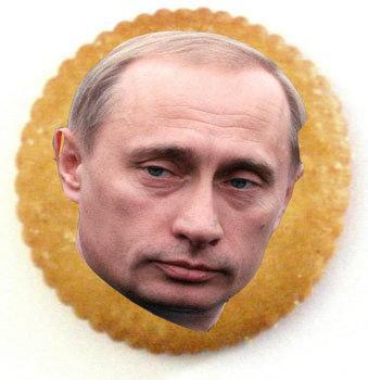 Putin on the Ritz. . Putin on the Ritz