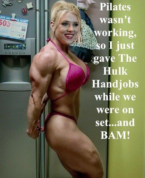 Thanks HULK. HULK SAYS, SMASH DAT ASS.. ... Hulk