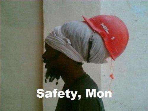 that. .. he's a construction mon proper tag