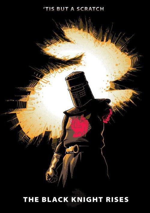 The Black Kht Rises. . THE BLACK KNIGHT RISES The Black Kht Rises THE BLACK KNIGHT RISES