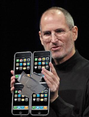 The iPad. .. sounds like the name of a tampon ipad