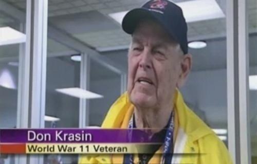 """Time Traveler. . Don Crusin World War I Veteran """" '.. this will be the next COD Time Traveler Don Crusin World War I Veteran """" ' this will be the next COD"""