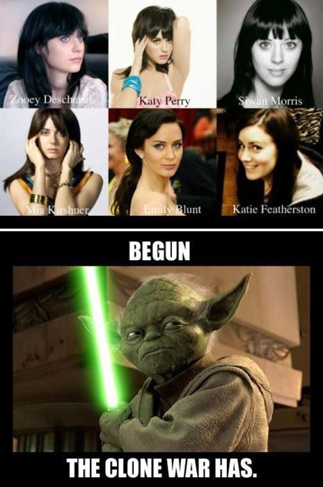 True Clone Wars. I always mixed them up.. all of them star wars clone