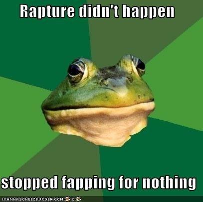 Ultimate sacrifice. . Rapture ' t Italien stormed for Impaling foul bachelor fr meme Rapture