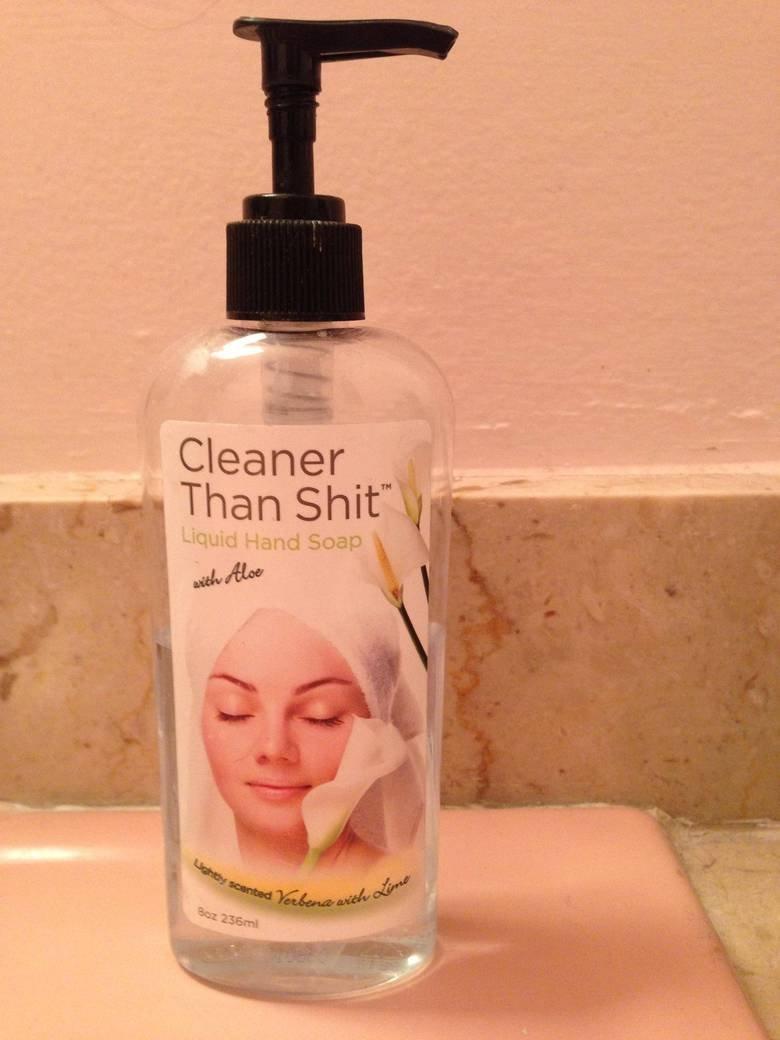 Underachieving Soap. . Underachieving Soap