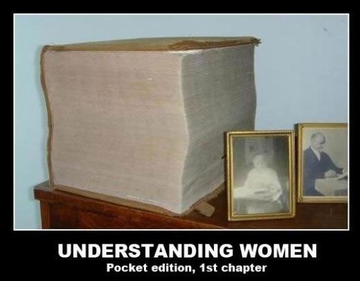 Understanding women. how to understand women. UNDERSTANDING WOMEN Packet edition, 1 st chapter. No that's just the Table Of Contents. understanding women