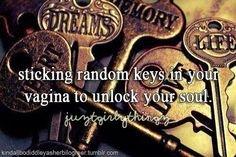 Unlocking a womans soul. . Unlocking a womans soul