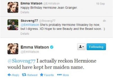 Yeah!. . an manner Jean Granger She' s pin Hemline Weasley we not but I duress. In Beauty and the Beast seen. J r' ilia' Emma Watson we I actually reckon Hermio Yeah! an manner Jean Granger She' s pin Hemline Weasley we not but I duress In Beauty and the Beast seen J r' ilia' Emma Watson actually reckon Hermio