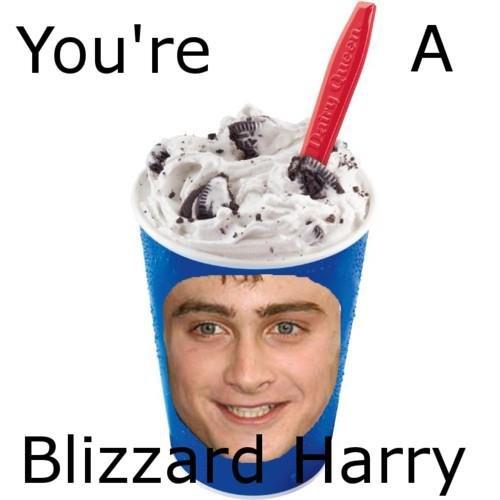 Yer a Blizzard. . blizzard Harry Potter harry yer a blizzard h yer a blizzard yer a meme harry