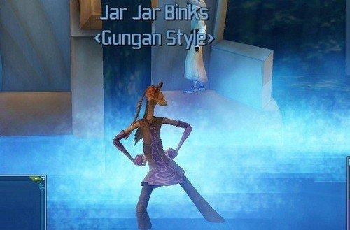 #YOJJO. You Only Jar Jar Once. #YOJJO You Only Jar Once