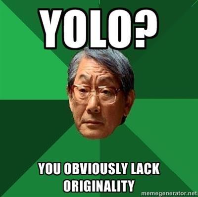 YOLO. . VIII! [Mill. You obviousry rack originarity YOLO VIII! [Mill You obviousry rack originarity
