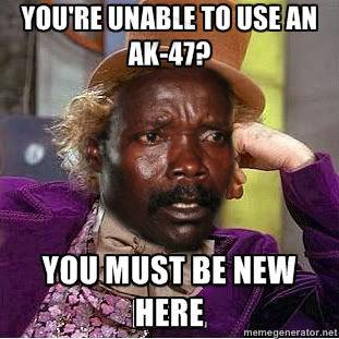 "you're new right questionmark. OC by hajdukovac on funnyjunk dot com . ste F I isic. tatt.. 5 sortta ""a. another Kony joke"
